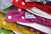 Cloth Diapers / by Melissa Posey
