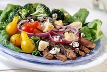 Snacks/Salads/Sides  / by Kaycee Miller