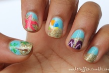 Nail Designs / by Lynn Gadsby