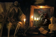 Halloween Interior Decor / by Your Ghost Host