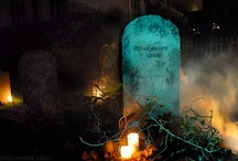 Outdoor Halloween Decor / by Your Ghost Host