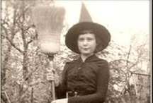Vintage Halloween Pictures / by Your Ghost Host