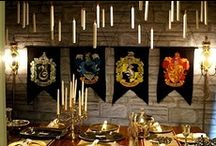 Harry Potter Parties& Decor / by Your Ghost Host