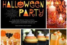 Halloween- Party Ideas / by Your Ghost Host