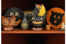 Vintage Halloween Decor / by Your Ghost Host