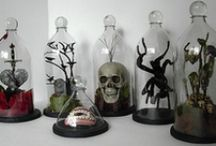 Halloween- Jar Ideas / by Your Ghost Host