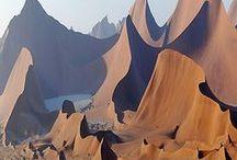 Mountains / Rocks / by Nancy Ash