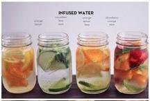 Infused Waters/Juicing and Smoothies / by Kaycee Miller