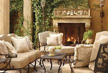 Porches and Patios / by Jessica Crain