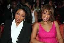 Crazy Fabulous Gayle and Oprah / by Darcy D.