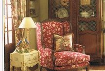 french country decor / by Barbara Rogers