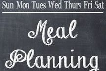 Meal Planning  / by Kaycee Miller