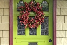 Doors & Decorations / by Karla Howell