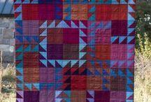 Quilts---HST / by Sue Dodge