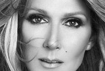 My Idol, Celine Dion / I love Celine because not only is she an incredible talent vocally, but she is a woman who has remained true to herself, not gotten caught up in celebrity and is tremendously down to earth. A true role model.  / by Monika Sudakov
