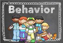Behavior Ideas / by Hilary Lewis - Rockin' Teacher Materials
