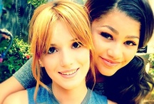 Zendaya & Bella Thorne / A board for Shake It Up BFFs Zendaya & Bella Thorne stuff! / by AnythingDiz