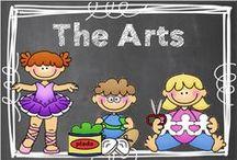 Art Stuff / by Hilary Lewis - Rockin' Teacher Materials