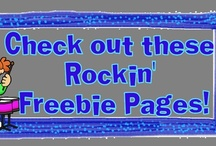 Linky Parties 4 FREEBIES That Rock! / by Hilary Lewis - Rockin' Teacher Materials