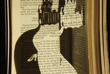 Altered books & book art / by Carole Blake