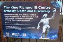 Richard III / by Carole Blake
