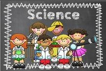Science / Science ideas and sites for kids. / by Hilary Lewis - Rockin' Teacher Materials