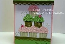 Stampin Up / As a Stampin' Up! independent demonstrator, I am one of those special people who love what they do and get to share what they love. And I love stamping! The coordinated paper ink, and embellishments make creating fun and easy. / by Kristy Speer -