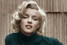 Marilyn Monroe / by Sylvia Bybee
