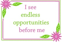 ♥affirmations♥ / Inspiring quotes 'n things. / by Catrina Waters