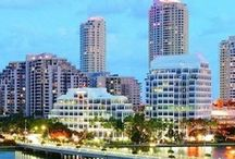 Miami / Find more Miami adventures, relaxing escapes, and facts and history at http://www.peek.com/r23-miami_florida/ / by Peek