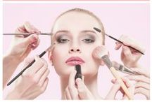 Blush and Brush: Makeup and Beauty Selections / by Elizabeth