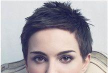 hair & pixie cuts / Hair / by Dingbat Press | Design & Letterpress