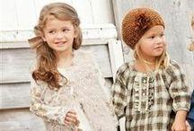 Baune Girl Wardrobe / by Lisa Marie Baune