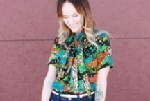DIY . clothing / Upcycled, recycled and made from scratch clothing with links to tutorials. #diy / by Jodi B. Loves Books
