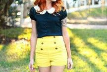 spring. summer. style. 2 ☂☼ / Outfit ideas for the warmer months! Pants and shorts.  / by Jodi B. Loves Books