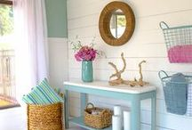 For the Home / Lots of gorgeous home decor ideas / by Domestically Speaking