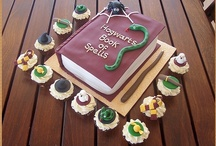 Cupcakes & Cakes X) / Not only cupcakes and cakes but also few tricks as well. :) / by Maddy Mackay