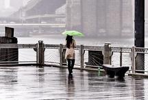 Under an umbrella / by Terry Purpus