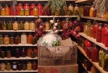 Food Storage/Larder Plans / by Deb Haines