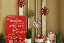 Christmas / by Vikki Nay