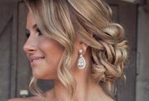 Wedding hair! / by Crystal Casey
