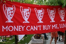 LFC Flags and Banners / No set of supporters are as famous in football for their flags and on this Board, we highlight some of the best flags and banners we've seen across the world / by Liverpool FC
