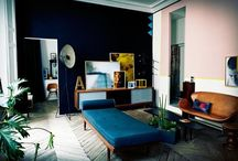 Living Room / by Monica Guerrero-Barquin