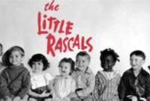 Little Rascals / by Nancy Tracy