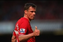 Carra's final game / A selection of photos from Jamie Carragher's 737th and final game as a Liverpool player / by Liverpool FC