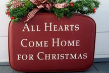 All Things Christmas / A place to share all of our Christmas recipes, decorating inspiration, tips, ideas and traditions.  There is no limit to your number of pins, but anything not Christmas related will be deleted. / by Glitter And Bling