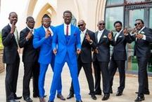 Groomsmen Ideas / by Nigerian Wedding