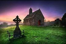 Celtic / proud of my Irish and Scottish Ancestry / by Pamela Farrell