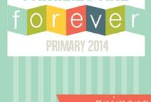 Primary / by Lauren Malone