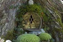 Where Magic Lives / by Rebecca (Camp Wander)